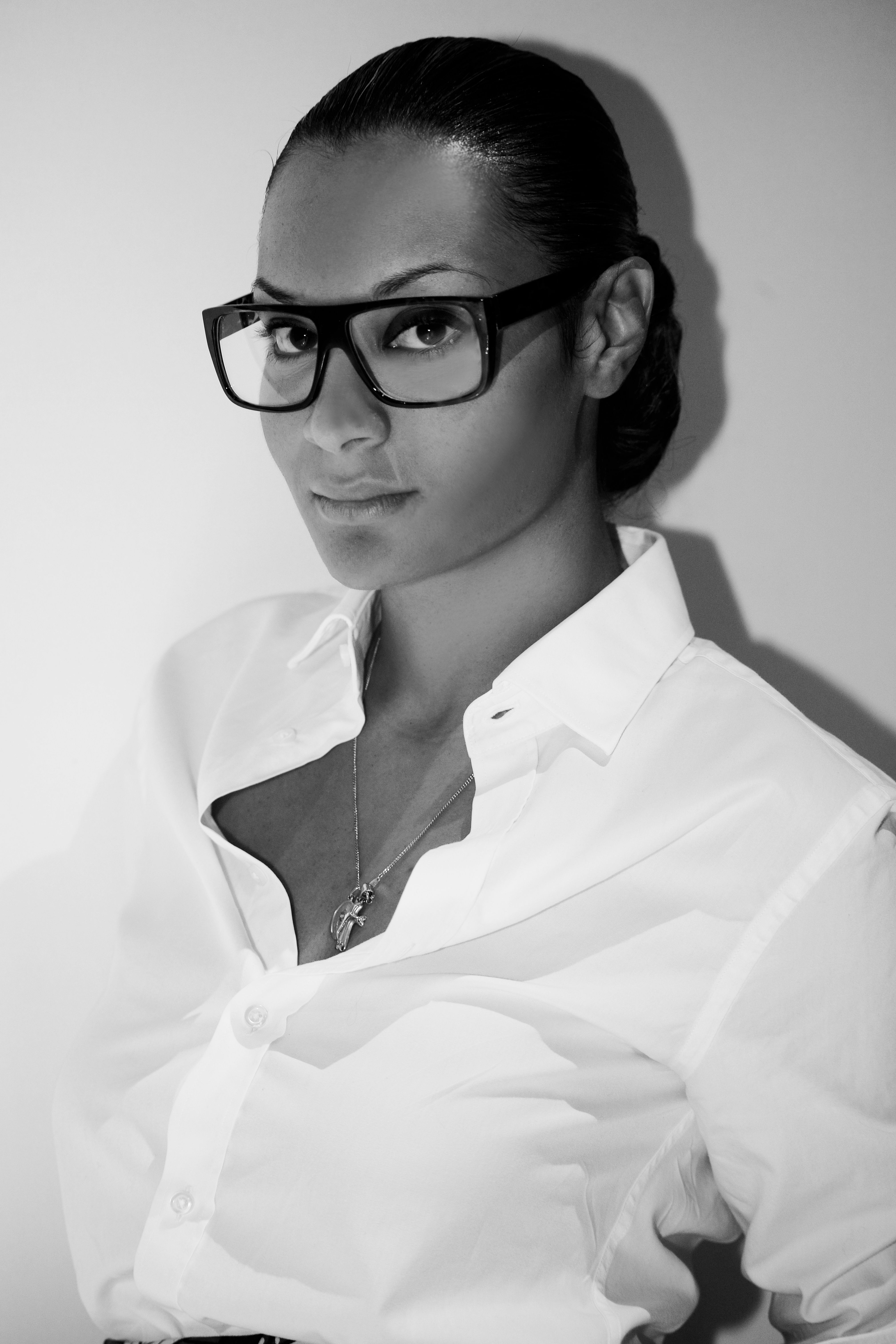 Portrait de la styliste italienne-haïtienne Stella Jean