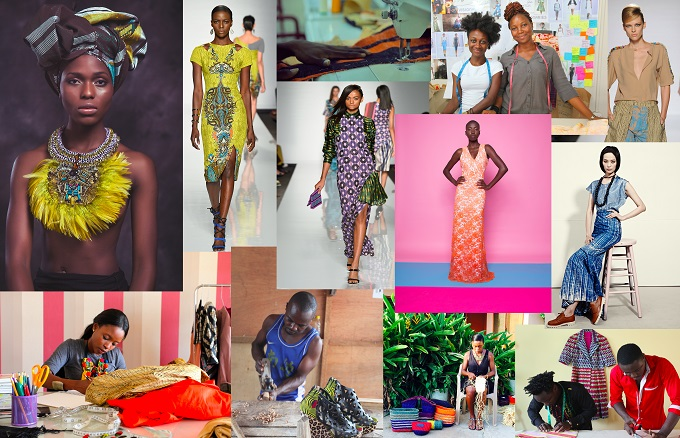 ITC Ethical Fashion Initiative Fashion Design Talent From Africa