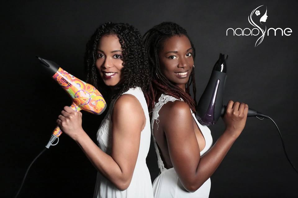 NAPPYME : Une application dédiée à la coiffure afro… qui décoiffe !