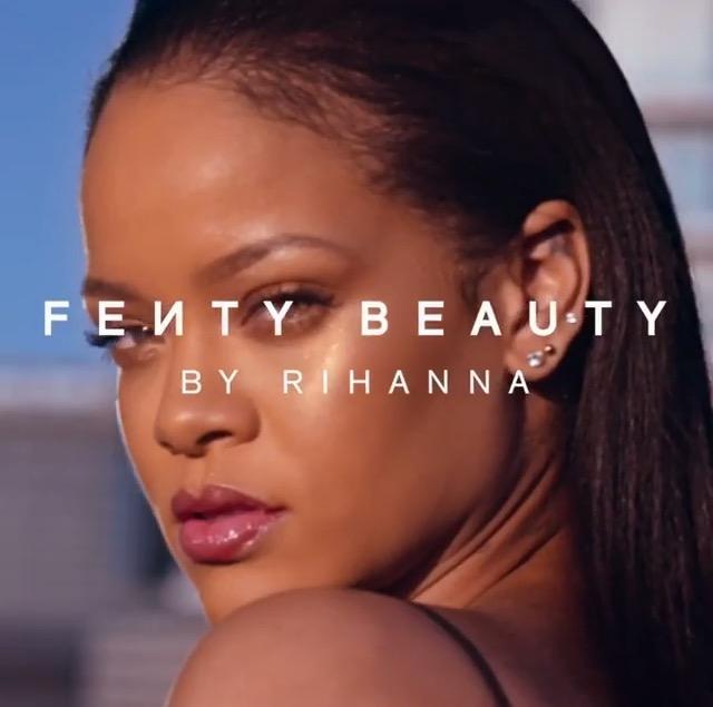 La marque FENTY BEAUTY by Rihanna débarque le 8 septembre 2017 en France.
