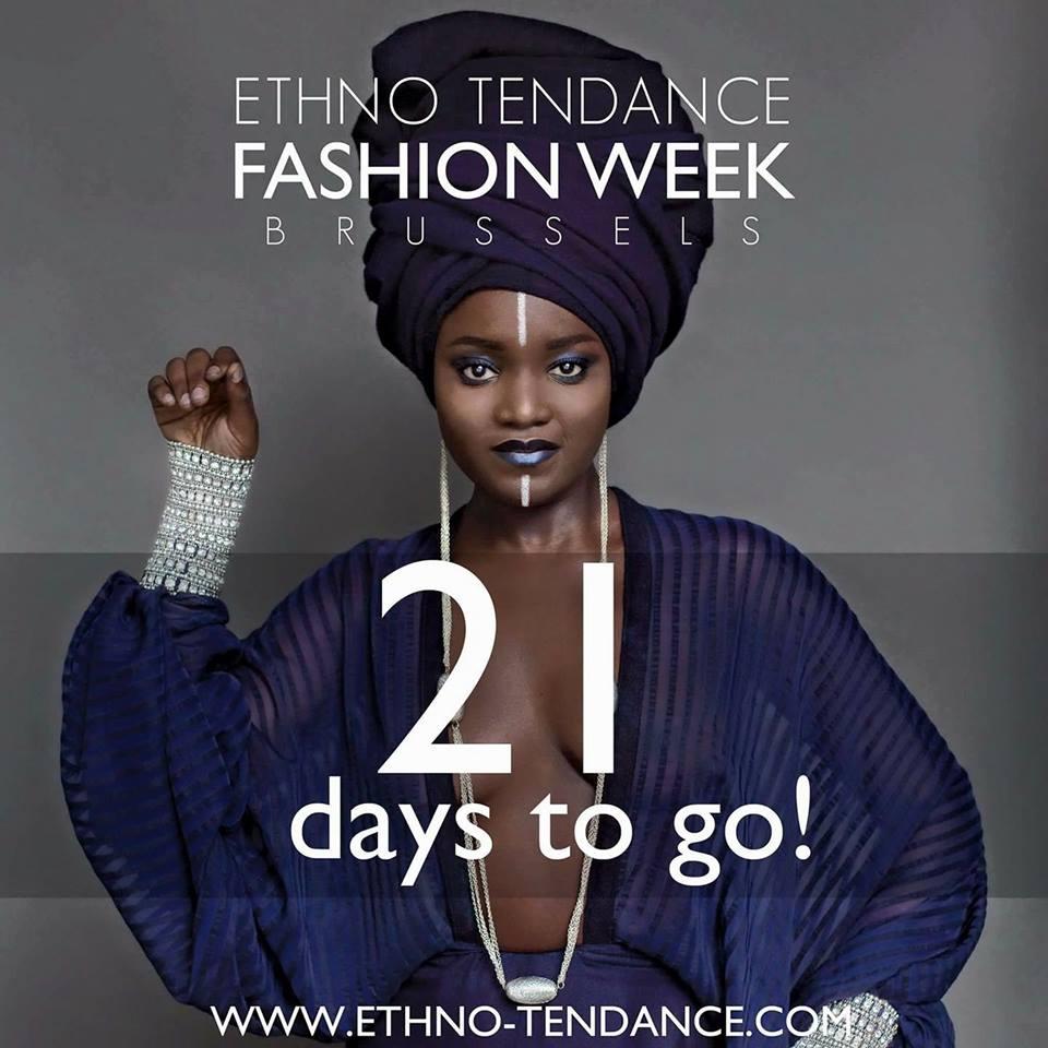 Bruxelles fait son show en octobre avec Ethno Tendance Fashion Week 2017