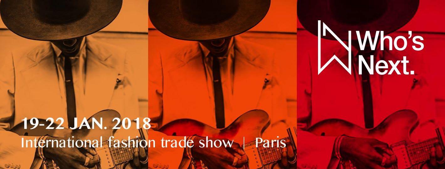 Le Jazz et les Sapeurs seront mis à l'honneur au salon Who's Next à Paris (Janvier 2018)