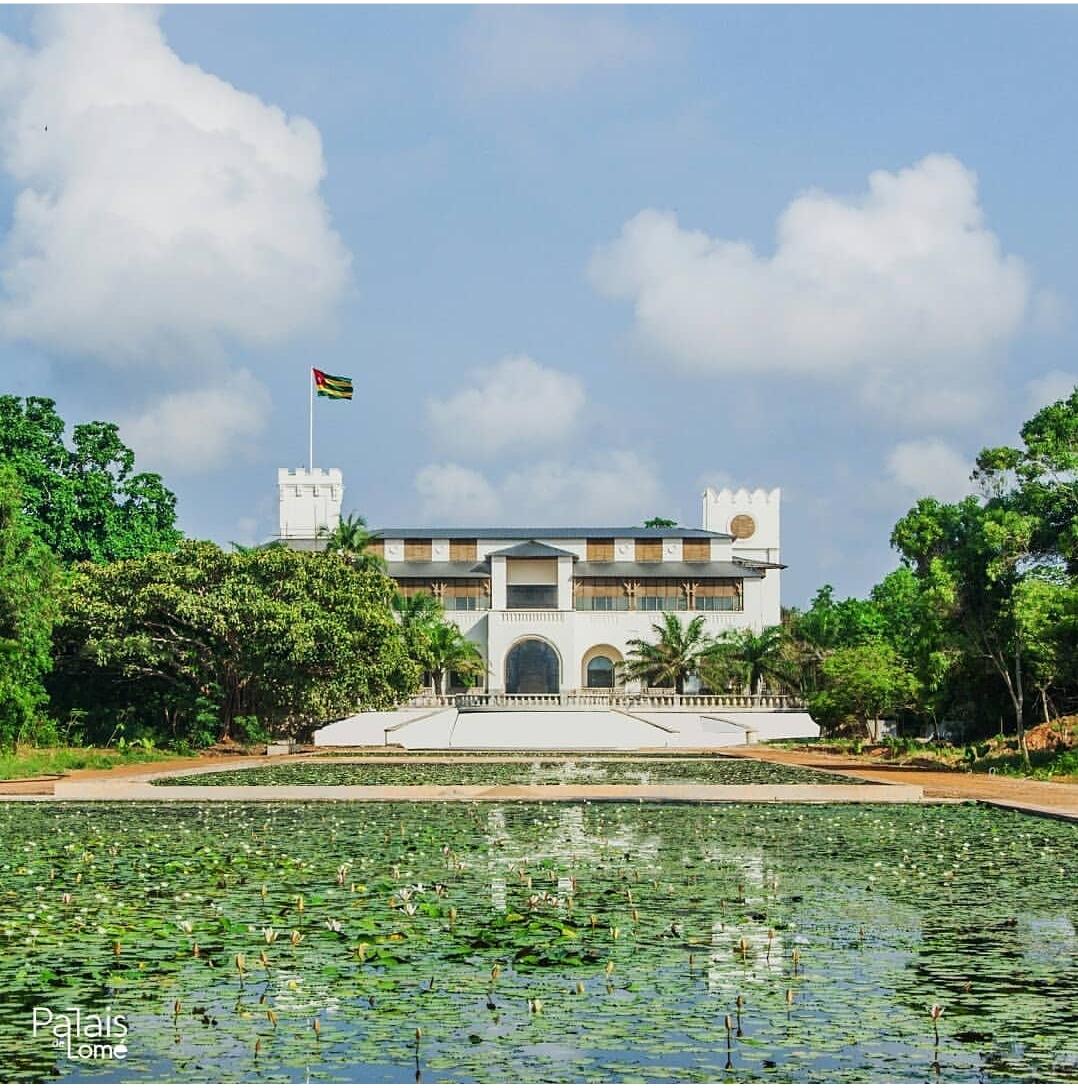Le Palais de Lomé sera le pionnier culturel en Afrique de l'Ouest