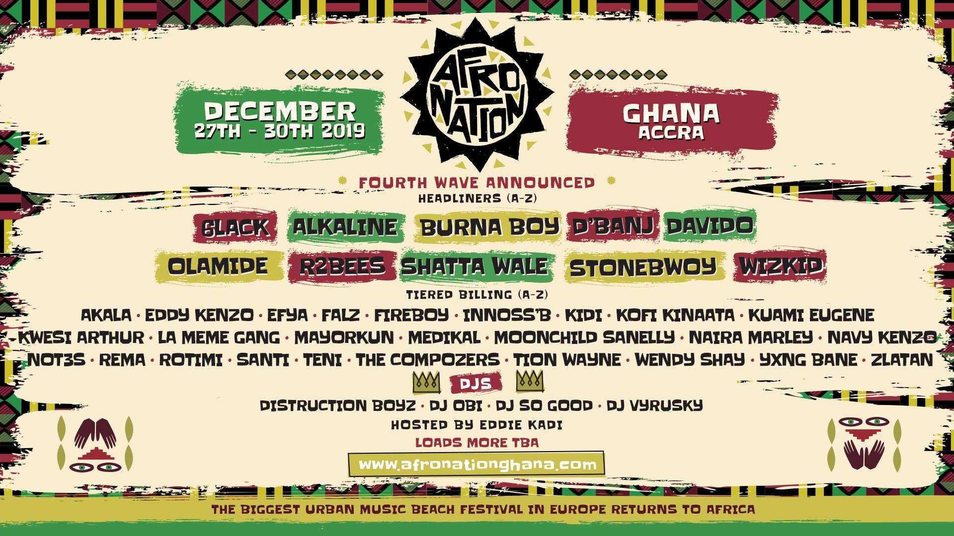 Save The Date : Agenda des festivals africains à ne pas rater !!!