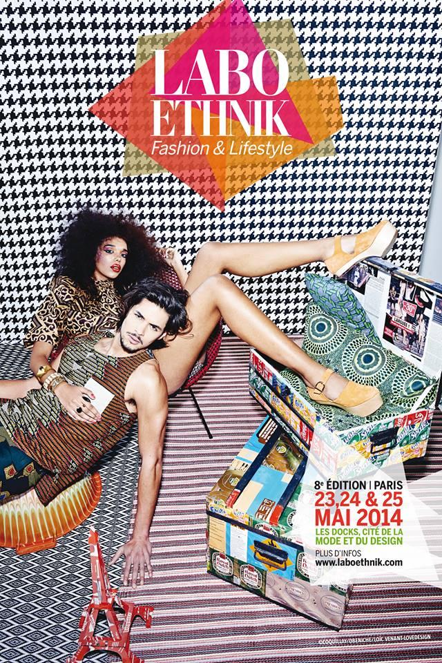 Evénement Labo Ethnik du 22 au 25 mai 2014