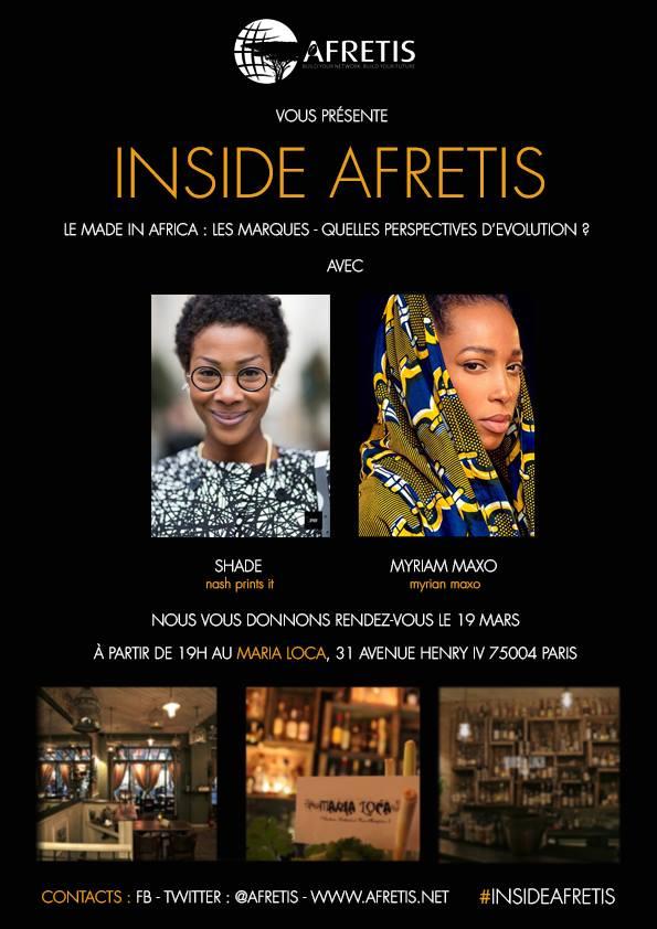 Evènement Inside Afretis