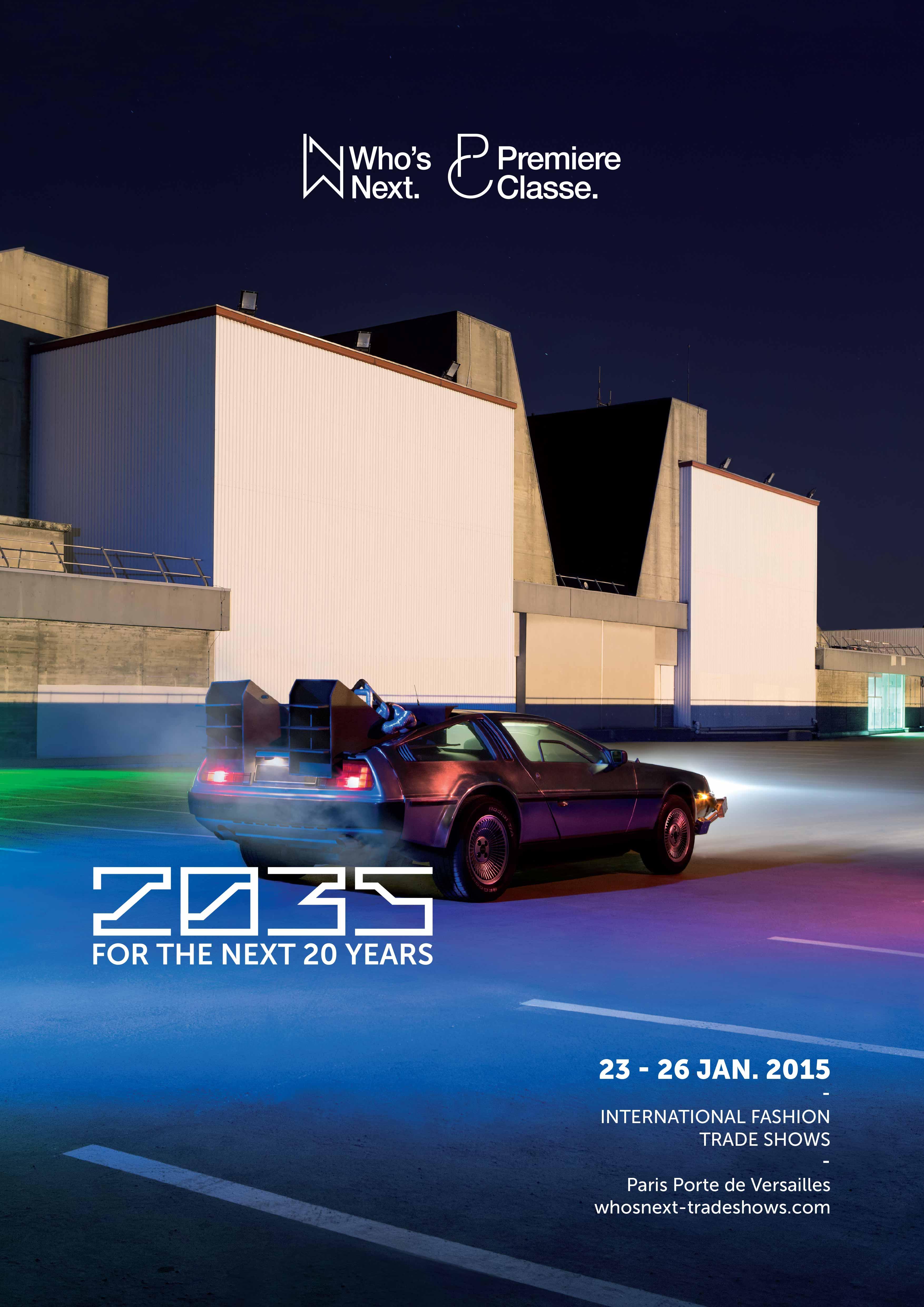 WHO'S NEXT à Paris : l'événement mode pour tous les acteurs de la mode.