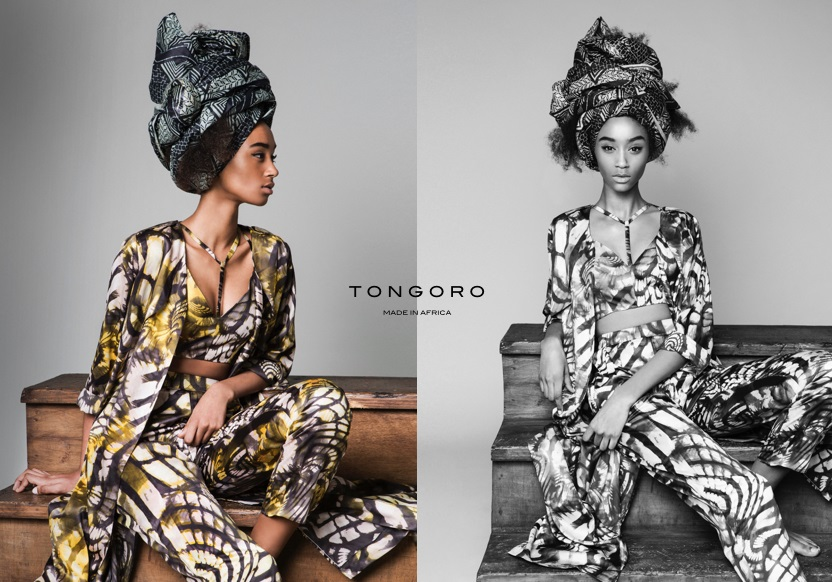 Tongoro, une marque 100% Made in Africa