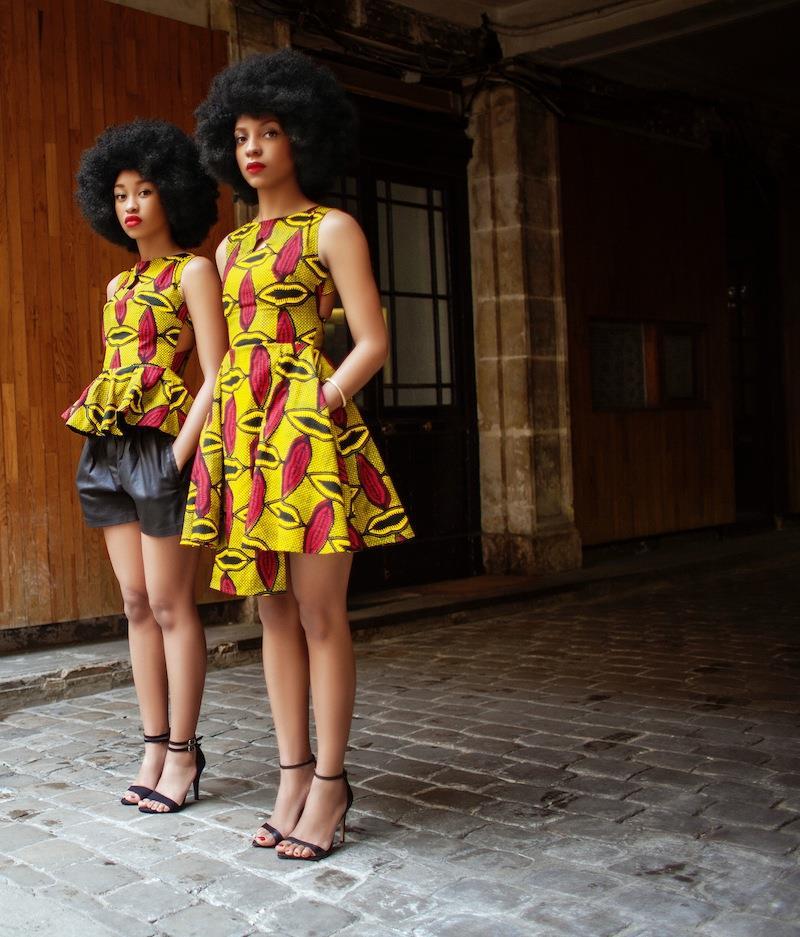 Nouvelle collection «Collection Muse» de Natacha Baco