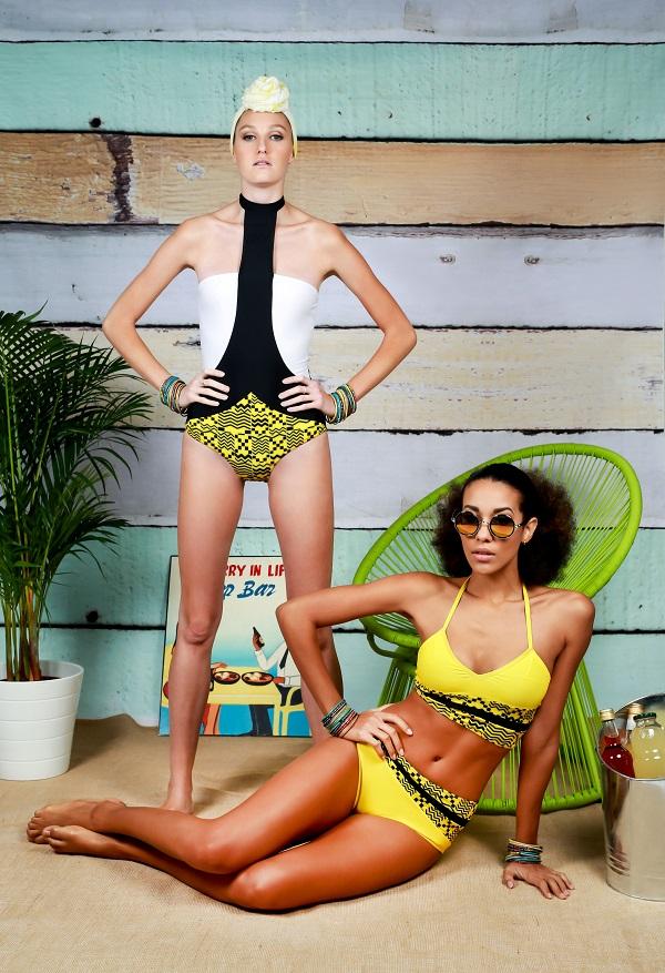 Ayannah Swimwear, la marque de maillots de bain d'inspirations africaines