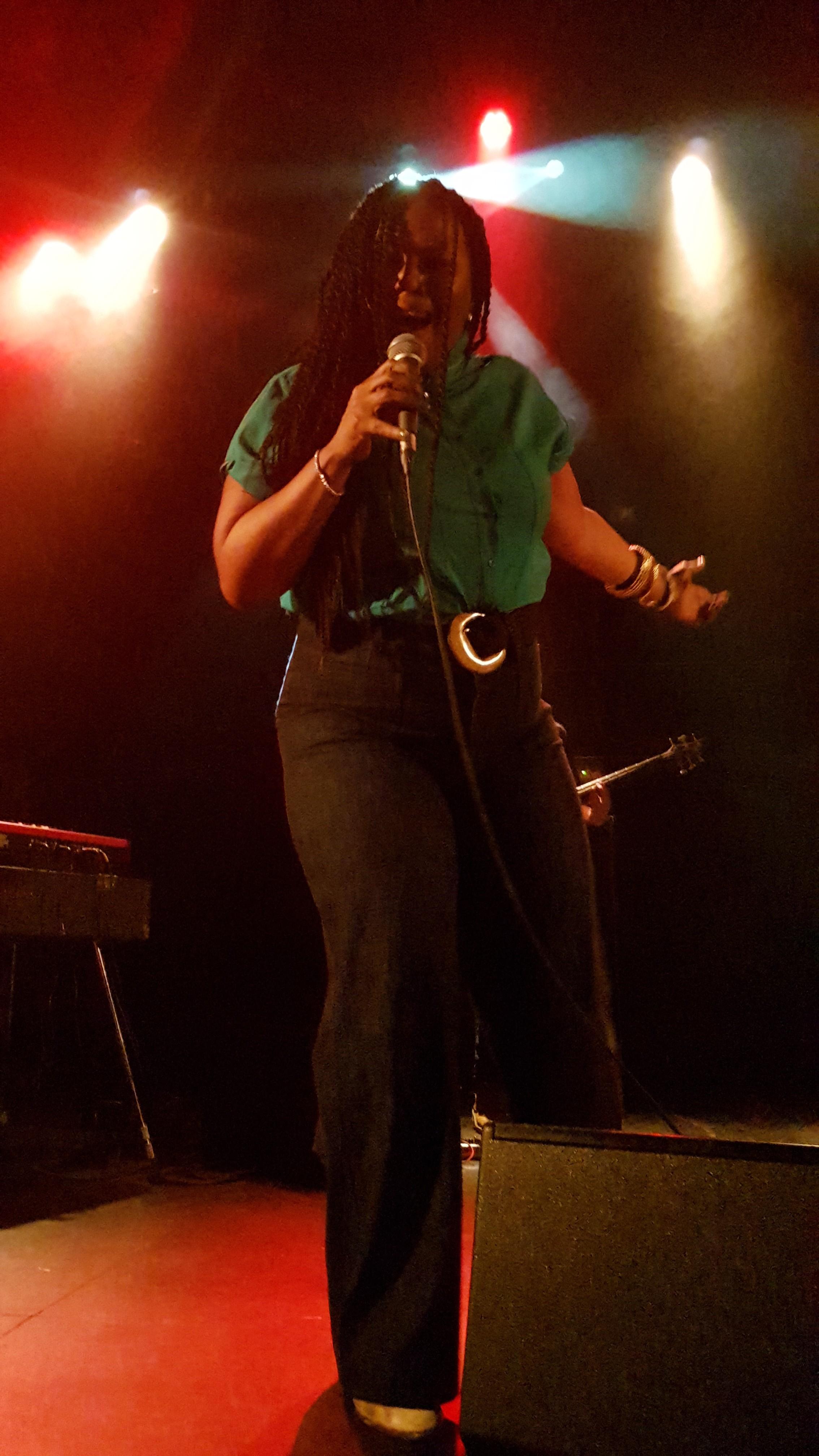 LIVE REPORT : Quand Deva Mahal charme le public à l'Autre Canal (Nancy-France)