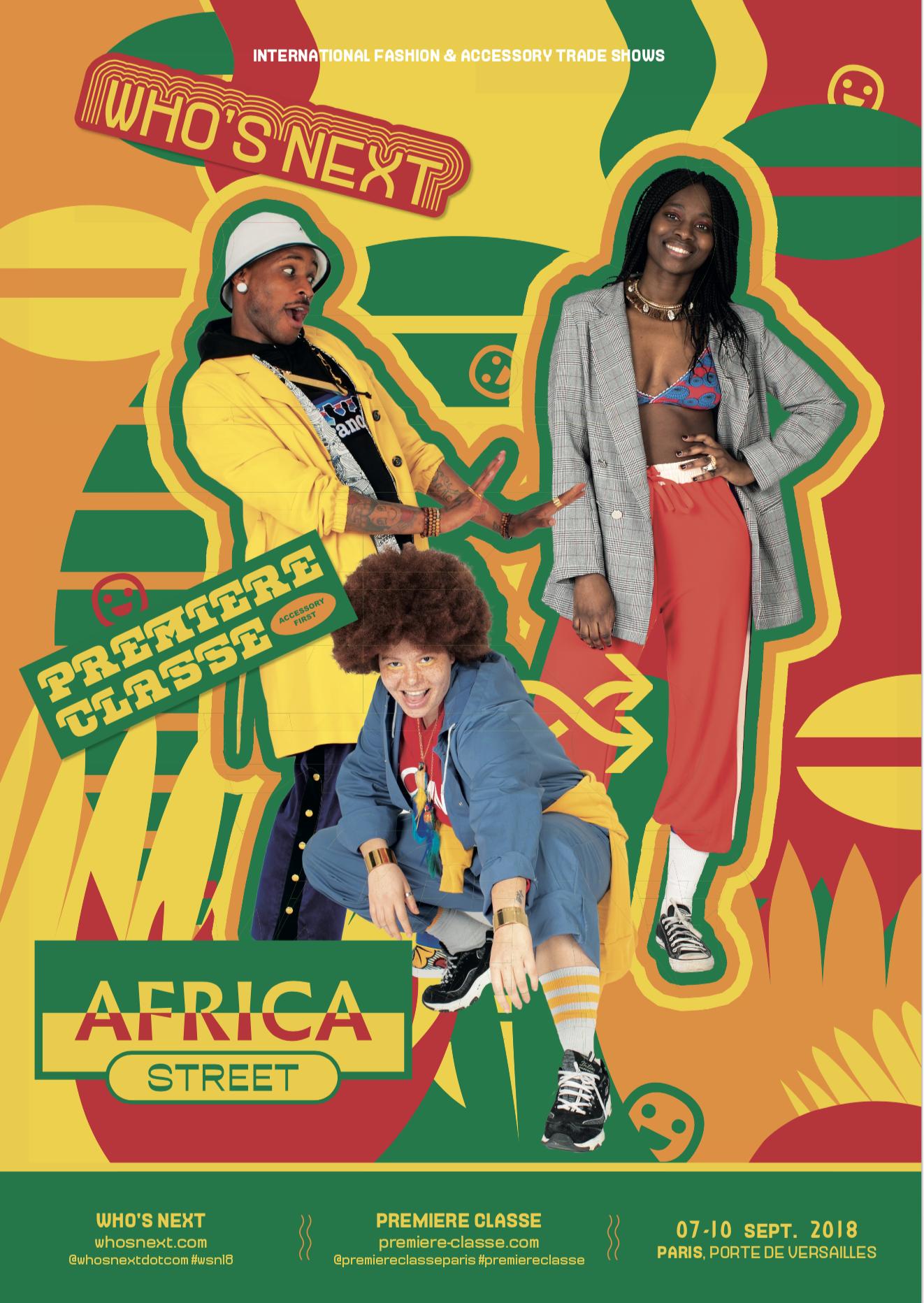 L'Afrique à l'honneur au WHO'S NEXT à PARIS