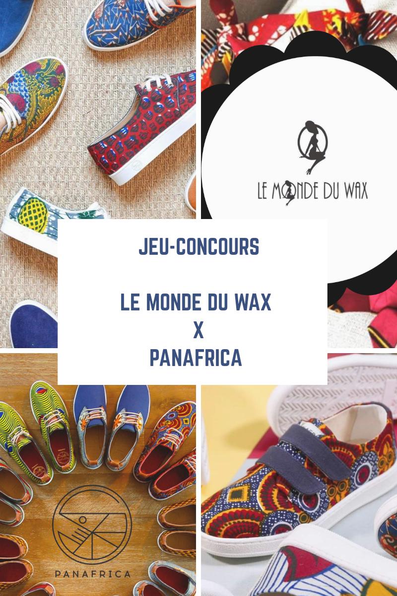 JEU-CONCOURS #01 – LE MONDE DU WAX AVEC LA MARQUE PANAFRICA