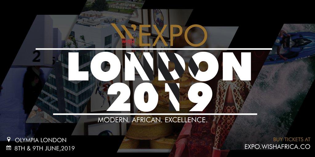 WISH AFRICA EXPO, l'évènement londonien qui fait briller le meilleur de l'Afrique.
