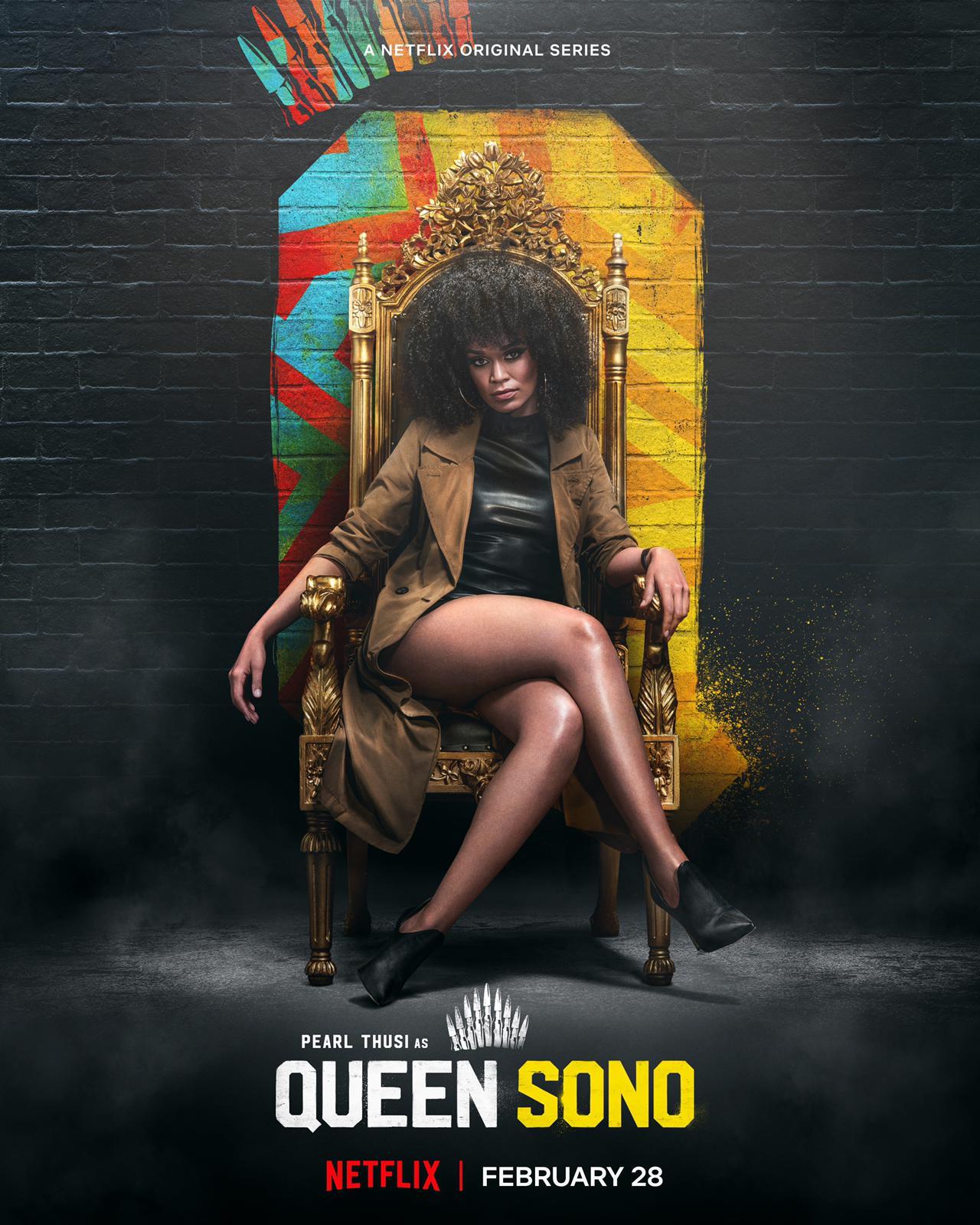 Queen Sono : la première série africaine événement débarque sur Netflix