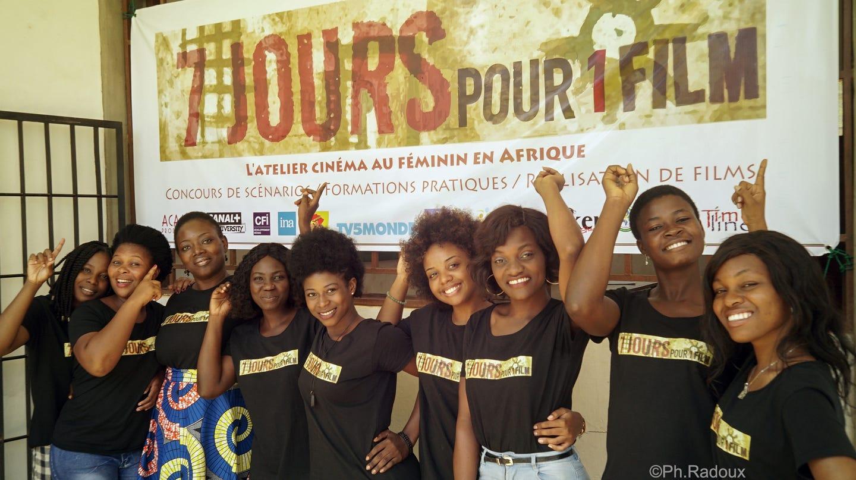 Concours «7 jours pour 1 film»: Appel à scénarios pour les femmes africaines