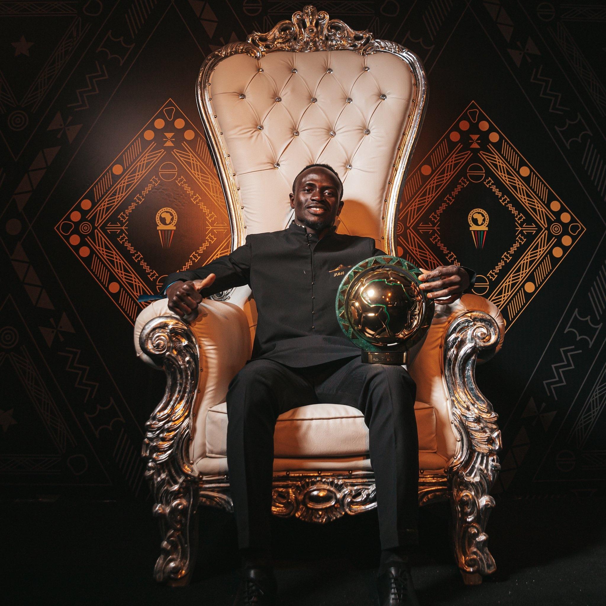 Sadio MANE, une légende africaine Made in Sénégal sur vos écrans!