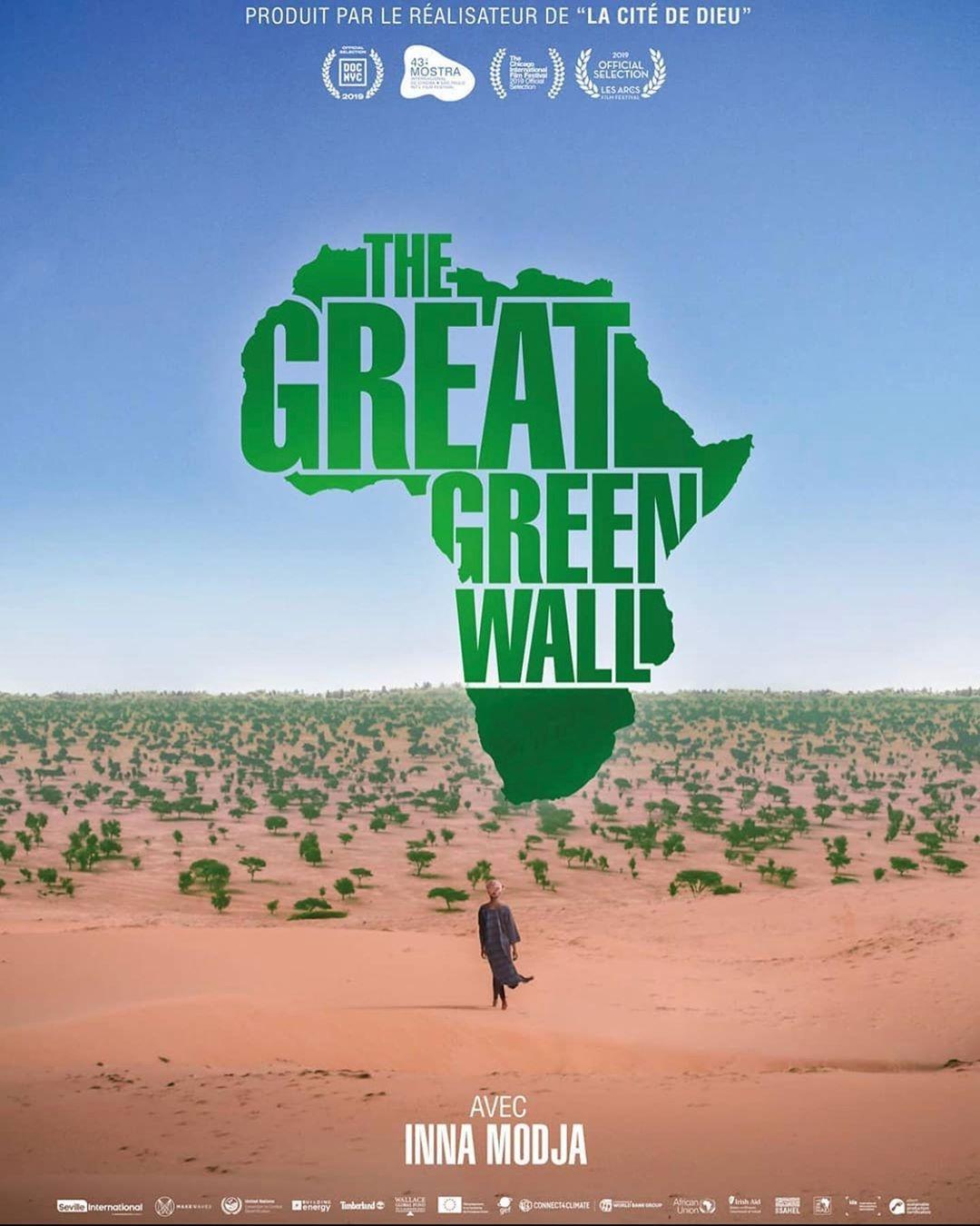 Osons inventer l'avenir avec The Great Green Wall.
