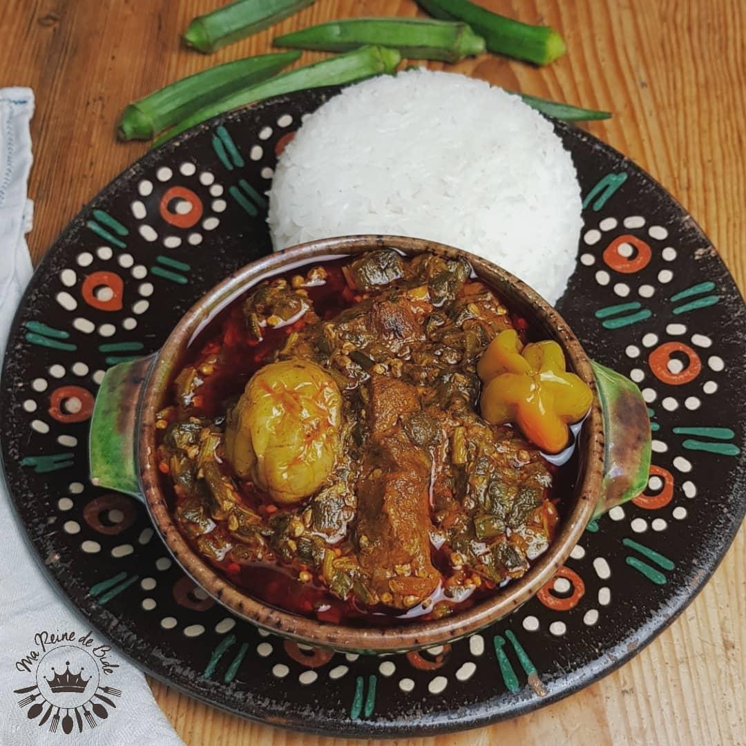 Le gombo, une combinaison africaine et généreuse.