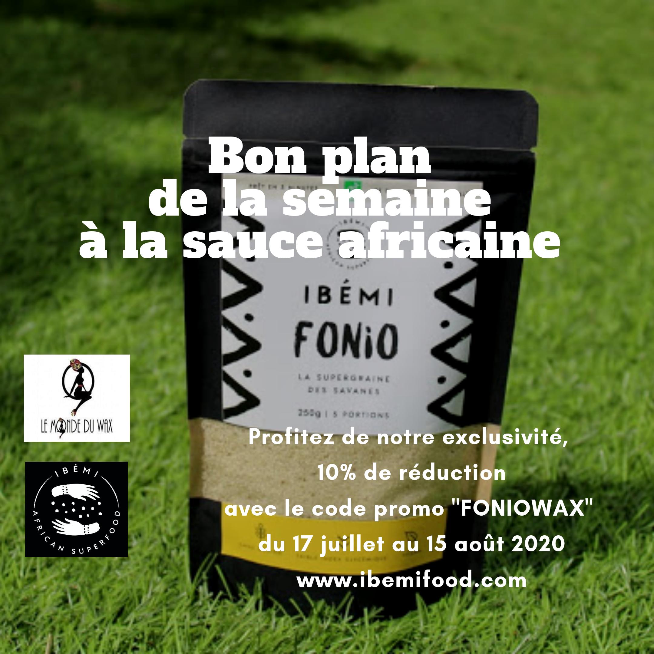 IBEMI , la marque de céréale qui vous fera aimer le fonio