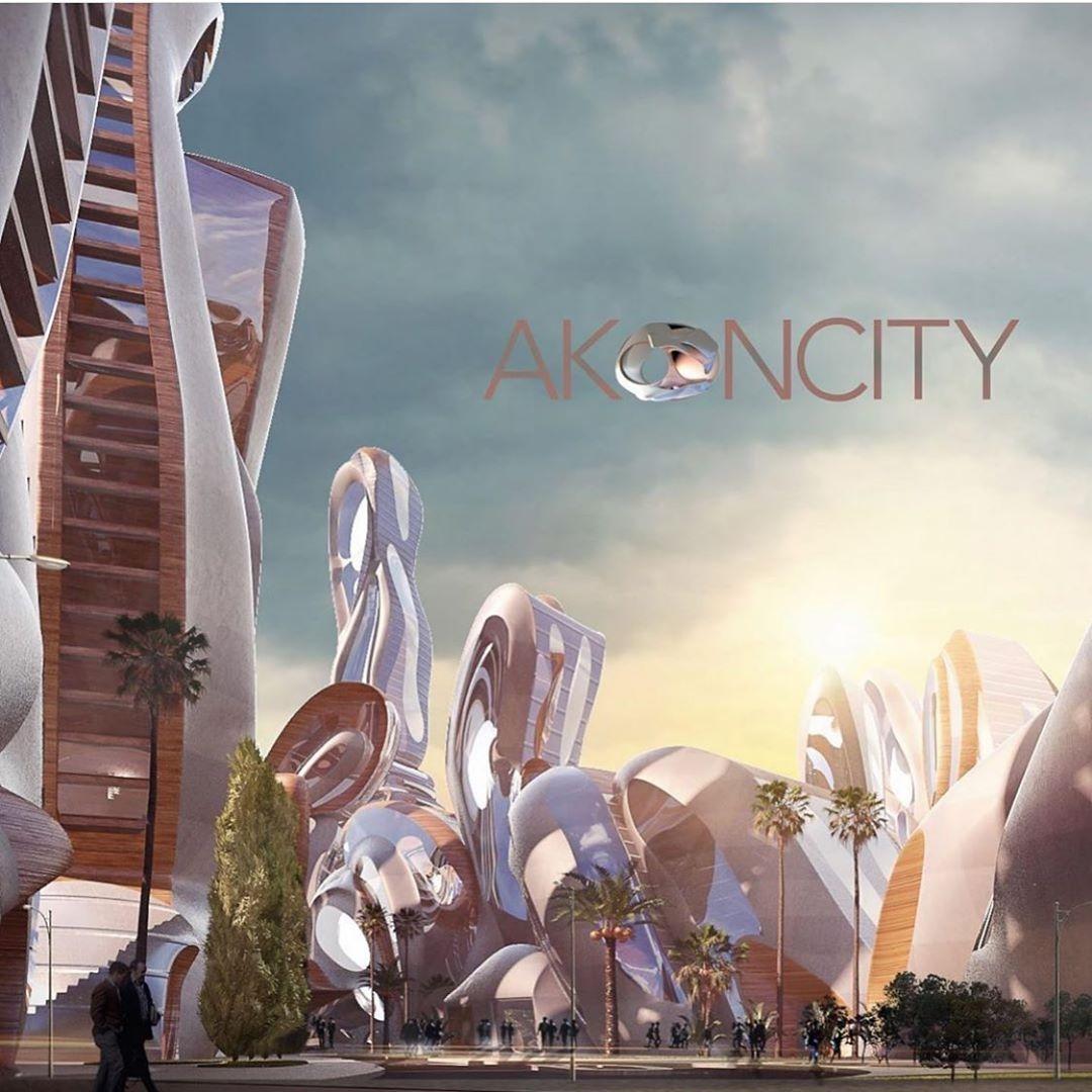 AKONCITY : une ville Afro-Futuriste du rêve à la réalité.