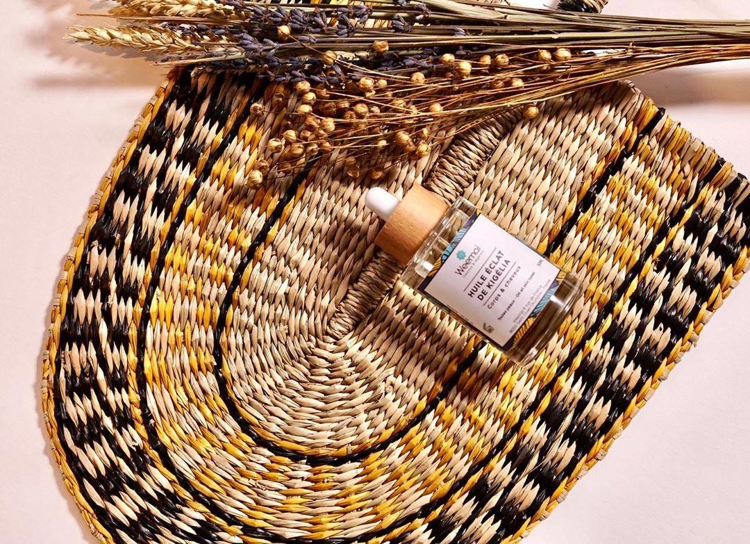 WEEMAI, la première marque de cosmétiques afro-végane.