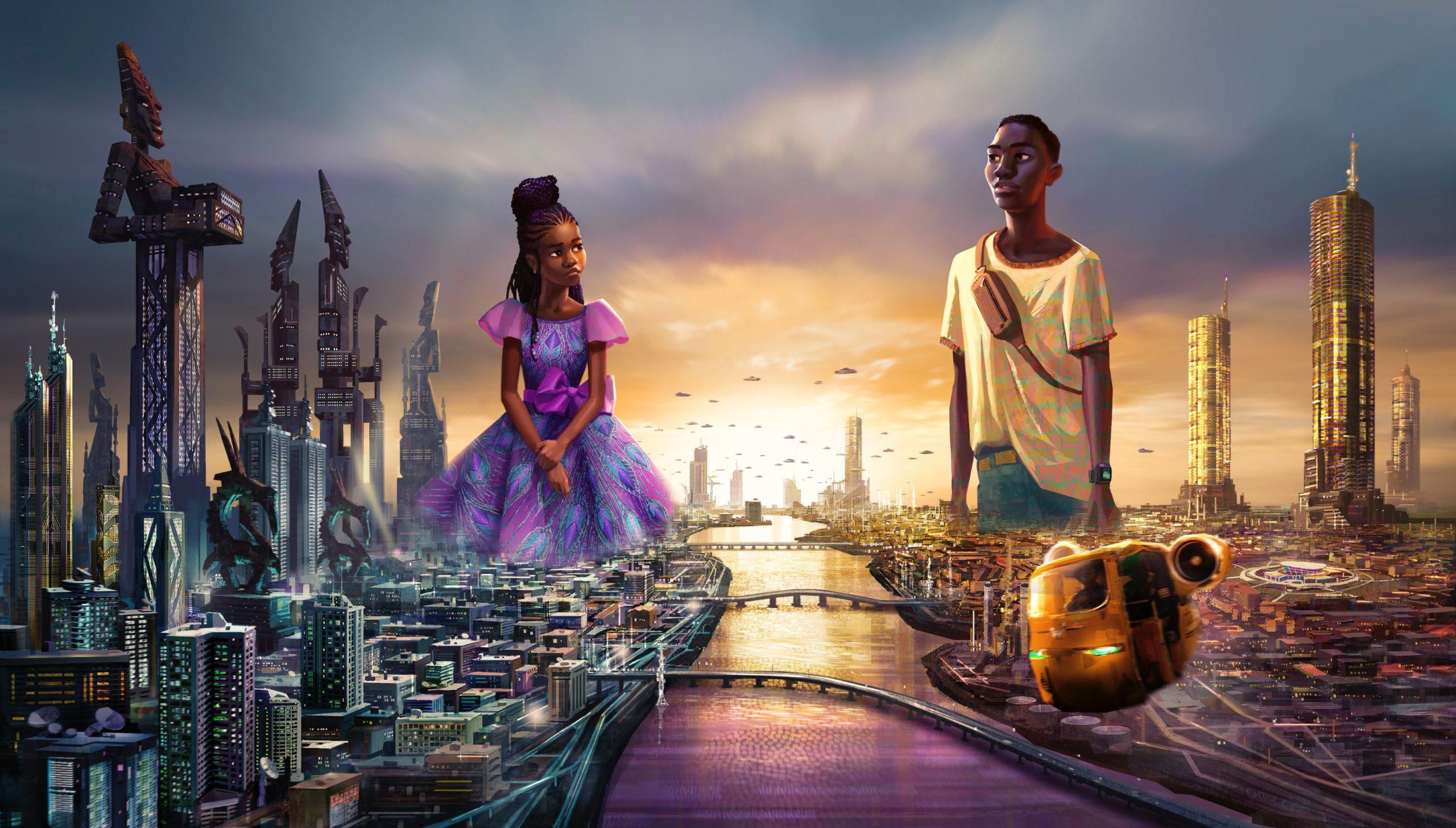 DISNEY s'associe à KUGALI, un studio panafricain pour produire une série de science-fiction.
