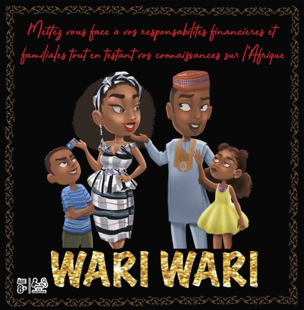 Idées cadeaux afro à offrir ou à s'offrir pour se faire plaisir pour les fêtes.